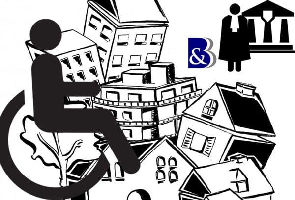 handicap logement, logement adapté, frais de logement adapté, frais d'acquisition de logement, victime handicapée logement, aménagement logement handicap