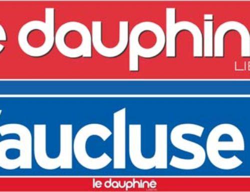 MÉDIAS : Novembre 2017 – Le Dauphiné Vaucluse – Octogénaire tué sur la route