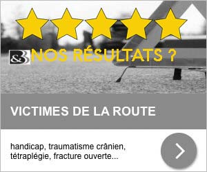 nos résultats victimes, défense victimes, nos indemnisations, indemnisations victimes de la route, indemnisation accident de la route
