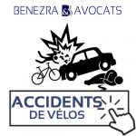 accident de vélo, cycliste renversé, vélo accident chauffard, avocat cycliste blessé, avocat accident de vélo, avocat victime de la route, accident de circulation, indemnisation cycliste blessé avocat, avocat spécialiste accident de vélo