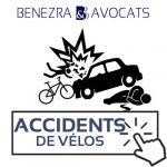 accident de vélo, cycliste renversé, vélo accident chauffard, avocat cycliste blessé, avocat accident de vélo, avocat victime de la route, accident de circulation, indemnisation cycliste blessé avocat, avocat spécialiste accident de vélo