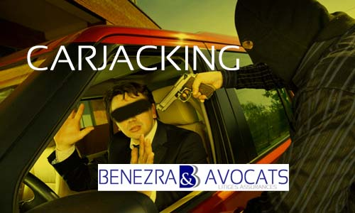 car-jacking, carjacking, car jacking, piraterie routière, avocat carjacking, avocat car-jacking, refuse indemnisation carjacking, assurance carjacking, remboursement carjacking,