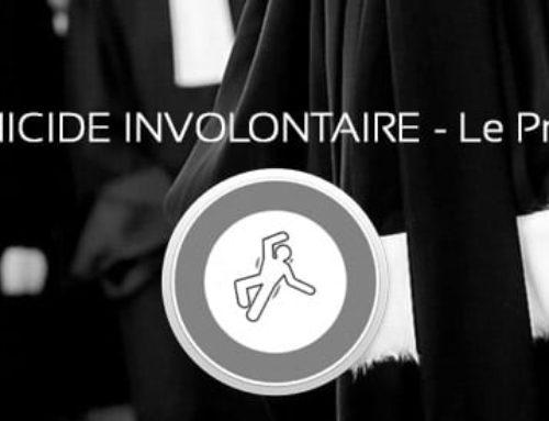 Avocat Homicide Involontaire – La procédure & le Jugement
