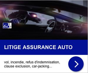 avocat assurance automobile, avocat litige assurance, avocat refus indemnisation, avocat vol véhicule, avocat contester refus indemnisation