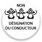 non désignation du conducteur, contester un pv pour non désignation du conducteur