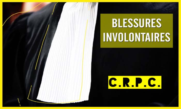 crpc blessures involontaires, avocat blessures involontaires, procédure crpc avocat, avocat crpc blessures involontaires, délit blessures involontaires crpc, défense prévenu crpc blessures, mis en cause blessures involontaires crpc, crpc blessures, meilleurs avocat crpc blessures, avocat droit routier blessures involontaires, droit pénal routier crpc blessures involontaires