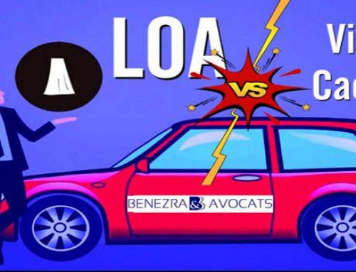 Contrat de LOA et garanties légale des vices cachés